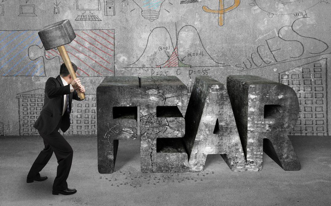 7 Ubat Fear Dalam Trading!