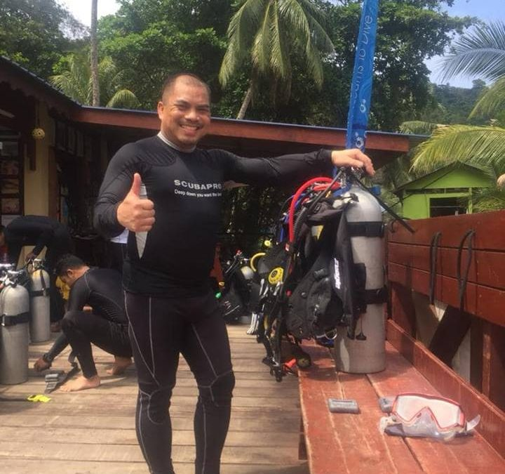 Scuba Diving Kini Hobi 'Me Time' Saya!