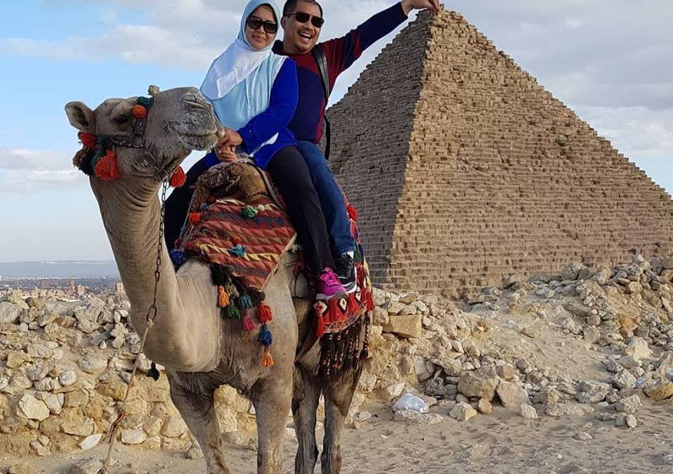 Ziarah Umrah 2018 di Mesir