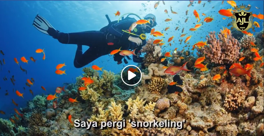 Ilmu Trend Predicting (STS) Umpama Anda Snorkeling