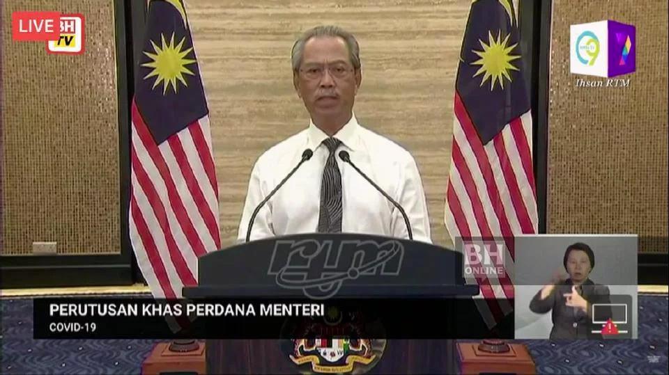 Pertama Kali Situasi Seperti Ini Berlaku Di Malaysia. Adakah Darurat?
