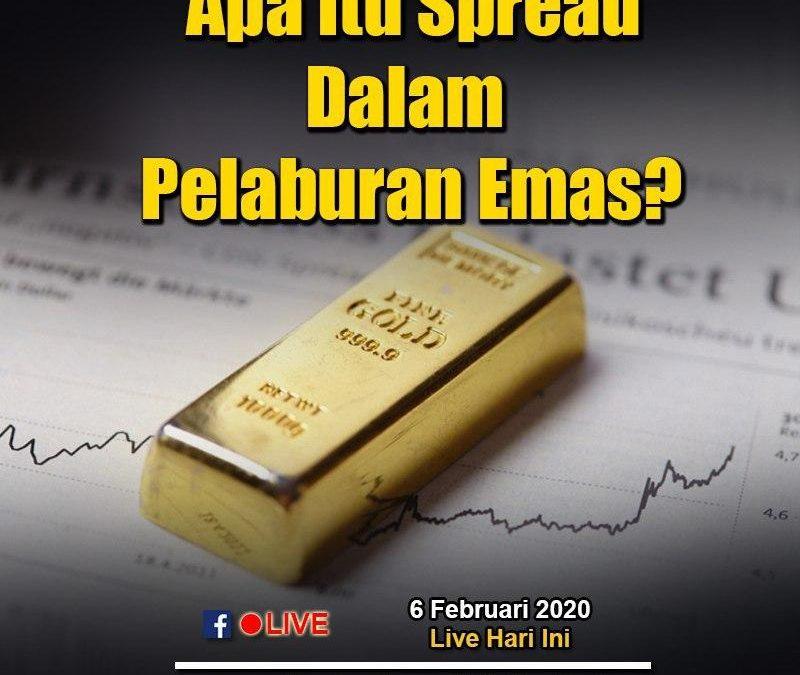 Apa Itu SPREAD Dalam Pelaburan Emas?