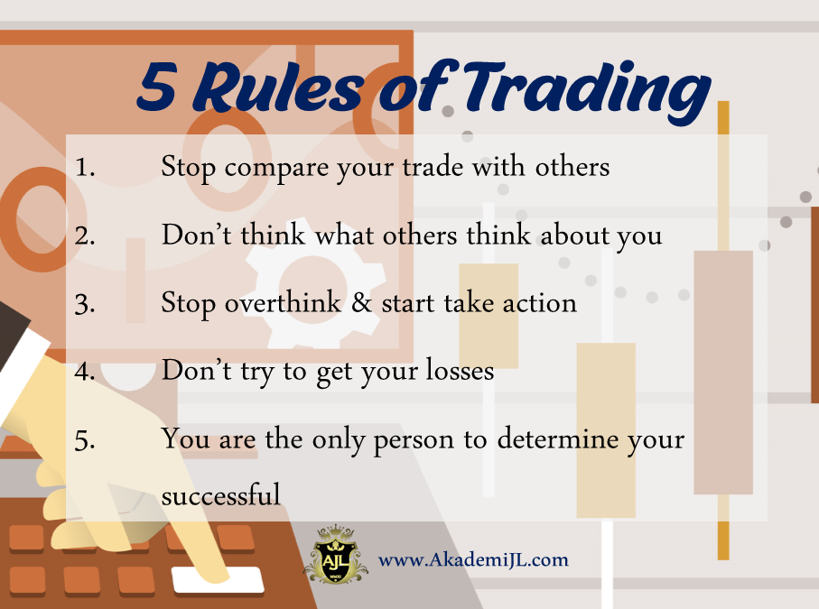 5 Rules of Trading