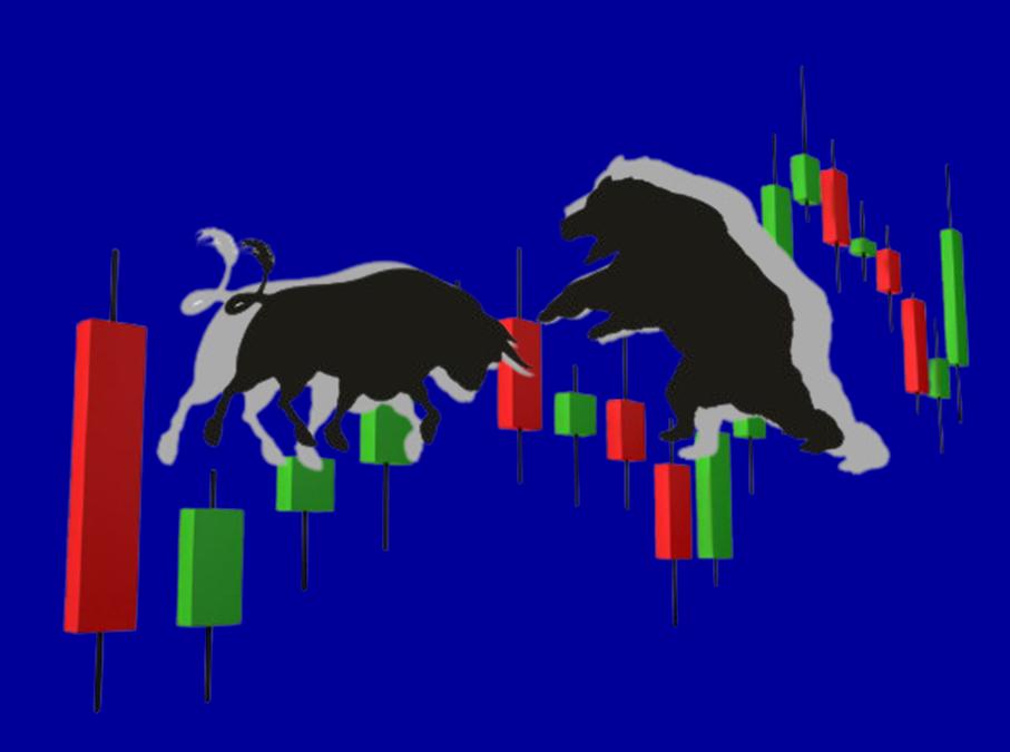 The Battle Between Bulls & Bears